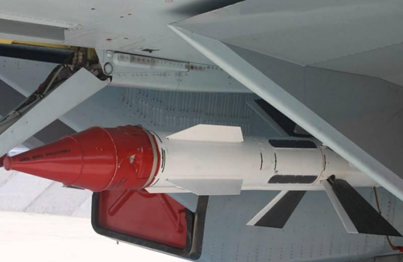 Без России: Украина освоила самостоятельный выпуск ракет Р-27 класса «воздух-воздух»