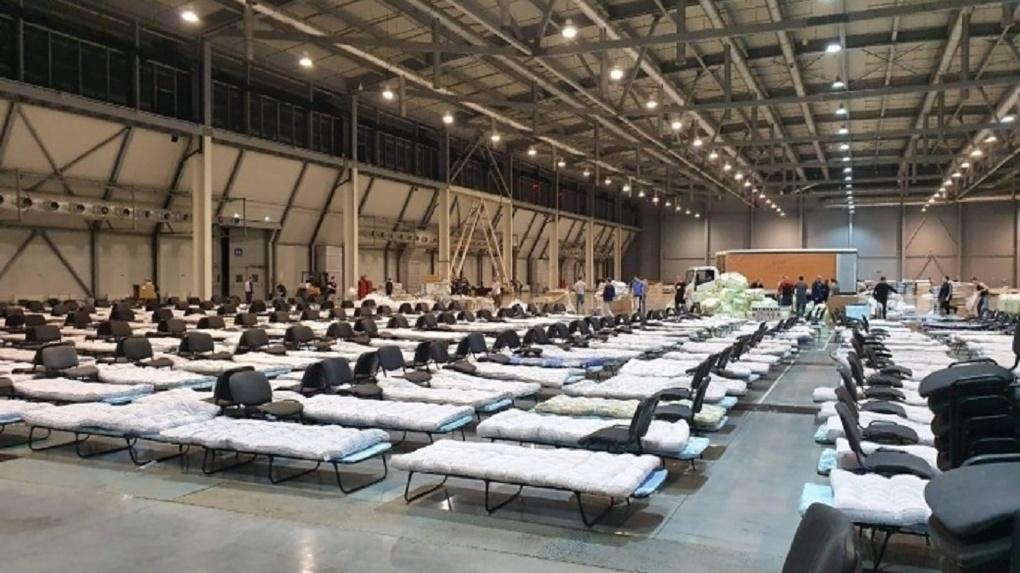 В Екатеринбурге уже год не могут запустить мобильный госпиталь, на него потратили более 350 млн рублей