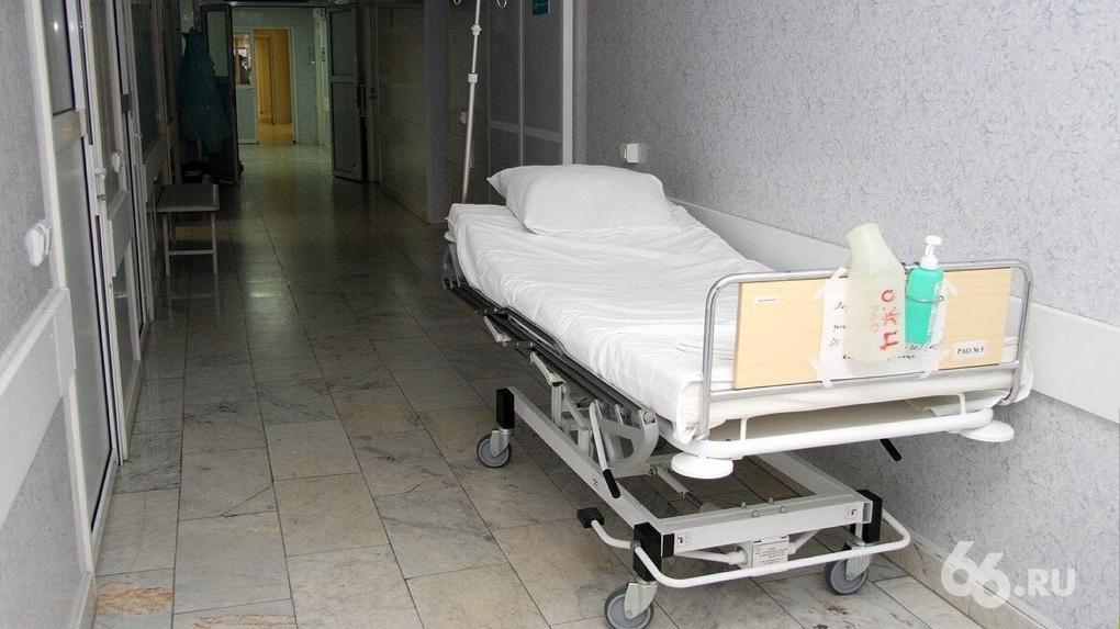 Пациентка коронавирусной больницы заявила, что ночью в здание зашел вор и проник в «красную зону»