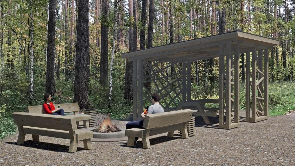 В 2021 году в Екатеринбурге будут благоустраивать восемь парков и скверов. Какими они станут
