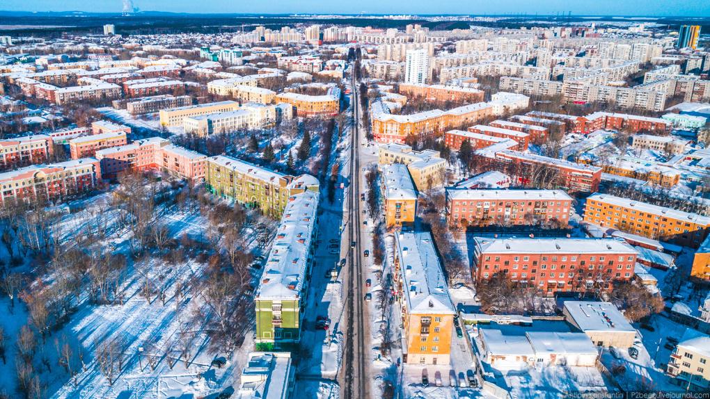 Соцгород Уралмаш распланировали под строительство высотных домов. Шесть проектов