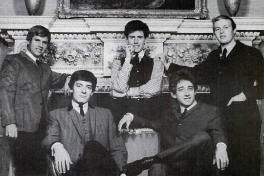 На подходе 55-летие альбома «For Certain Because…» заводных The Hollies