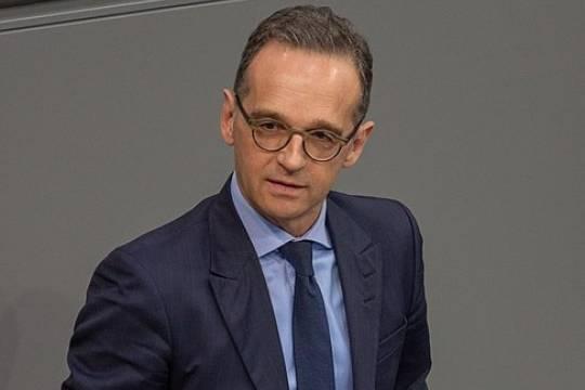 Глава МИД ФРГ уверен в невозможности прекращения диалога с Россией