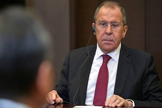 Лавров предупредил США об ответе на санкции против России