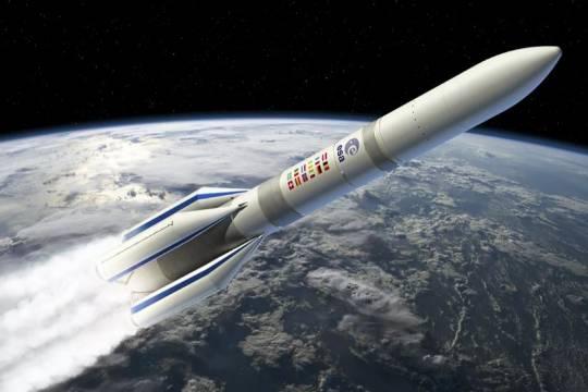 В Евросоюзе хотят самостоятельно проводить полёты в космос