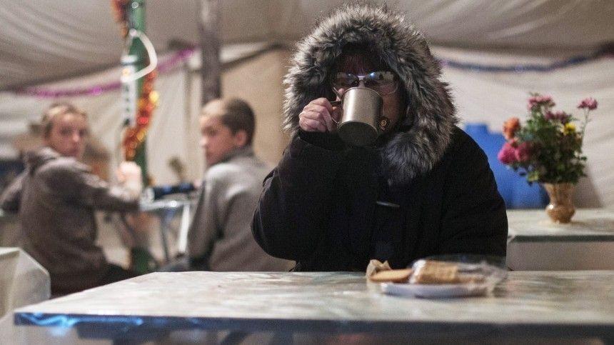 Капризы зимы-2021: В Ленобласти — пункты обогрева, в Сочи — тропический ливень