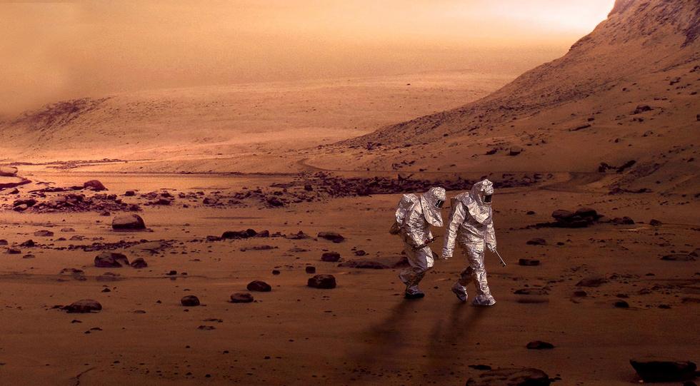 В NASA признали рост шансов обнаружить жизнь на Марсе