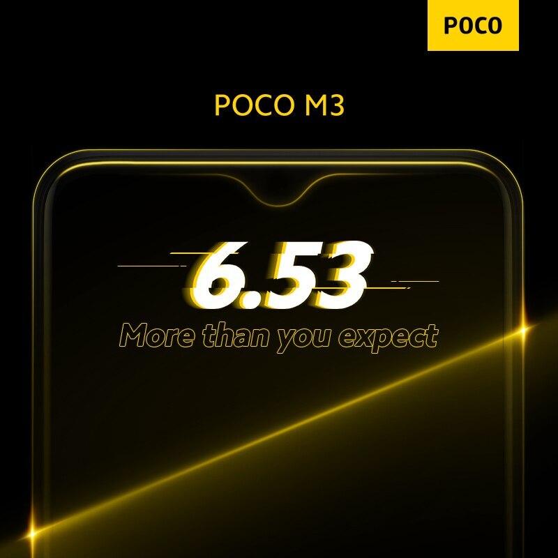 Названы основные характеристики нового Xiaomi Poco M3