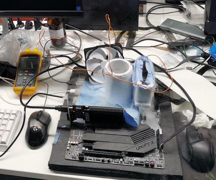Оперативную память DDR4 разогнали до рекордной частоты