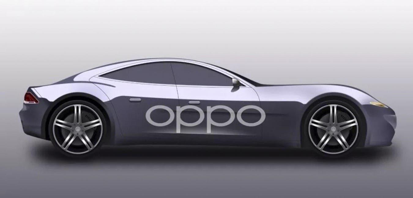 Oppo планирует выпустить свой первый автомобиль