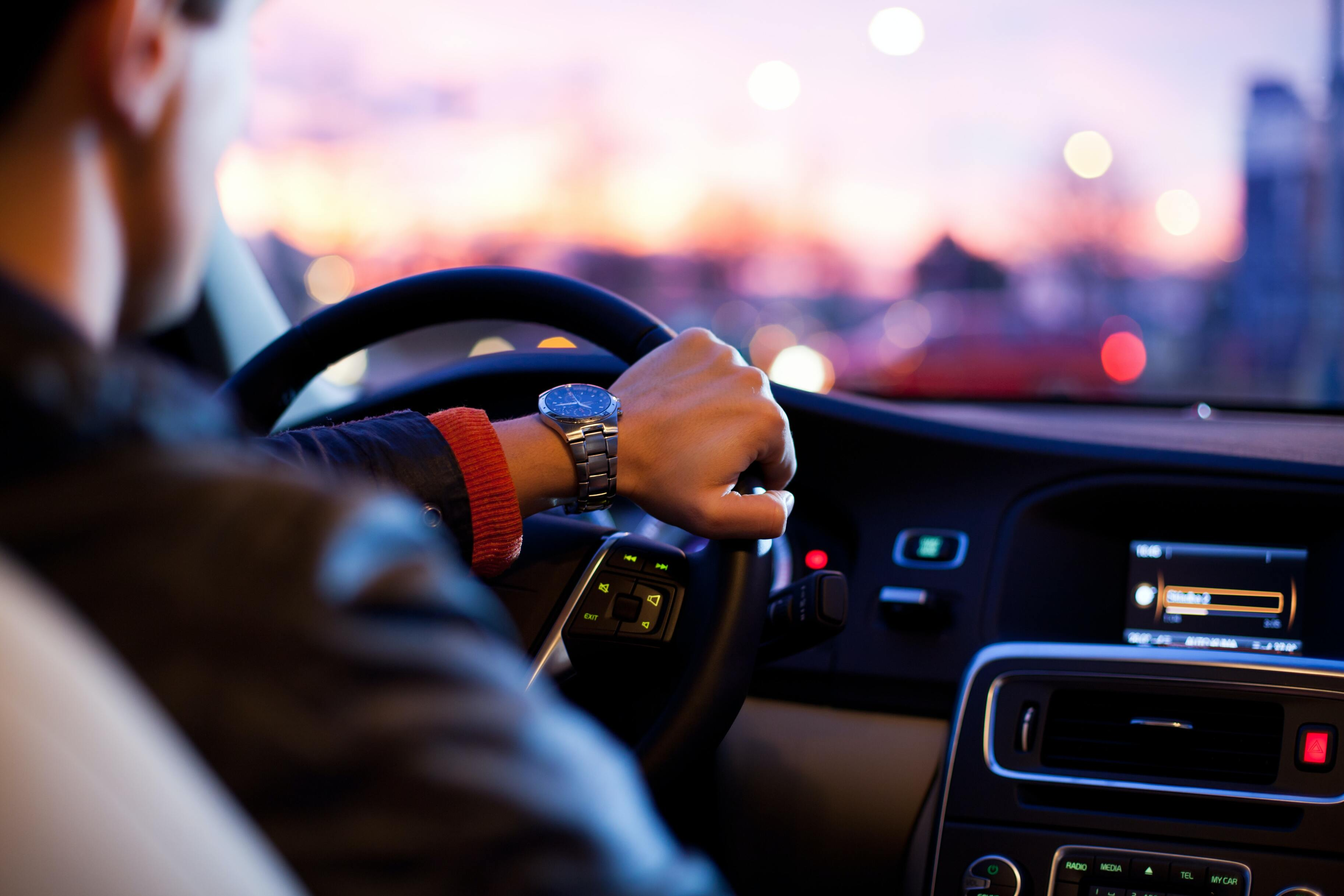 Профессии водителя предсказали исчезновение