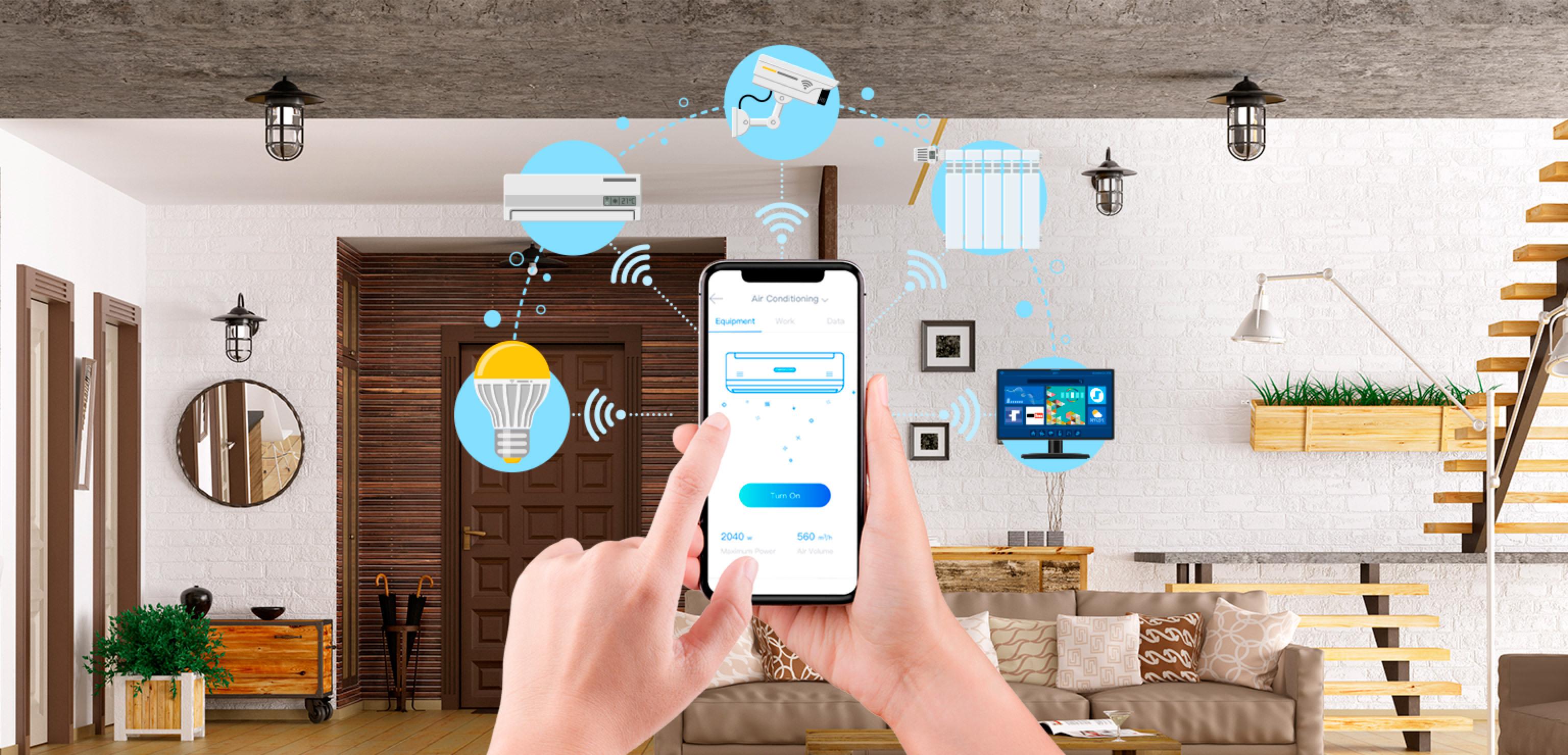 Цифра дня: Сколько россияне потратили на устройства для «умного» дома?