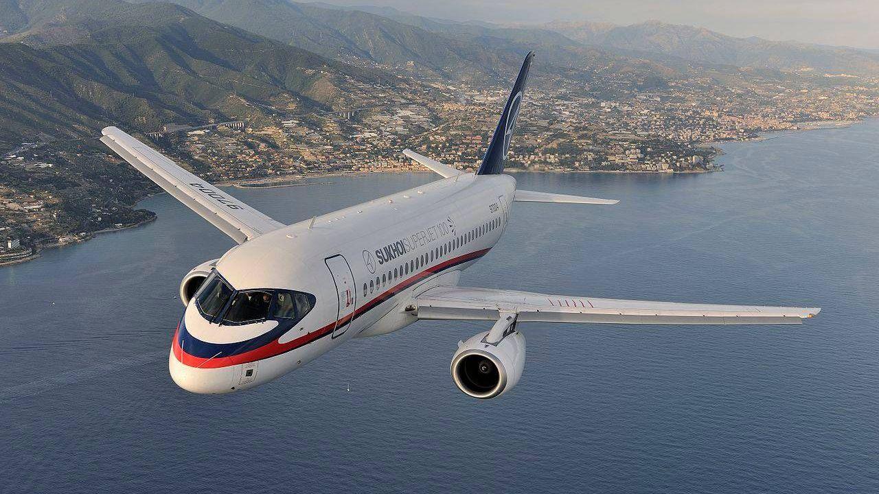 На авиавыставке МАКС 2021 показали прототип новейшего российского двигателя для самолёта SuperJet New