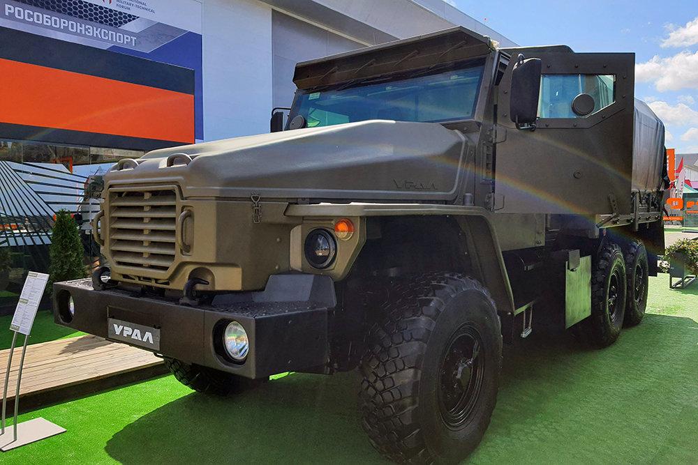 В России создали армейский автомобиль «с сюрпризом»