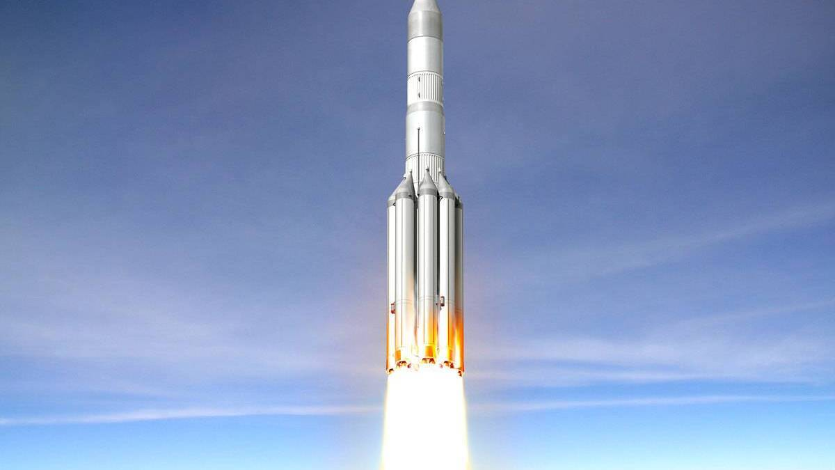 Разработку сверхтяжёлой российской ракеты для полётов на Луну «Енисей» могут отложить
