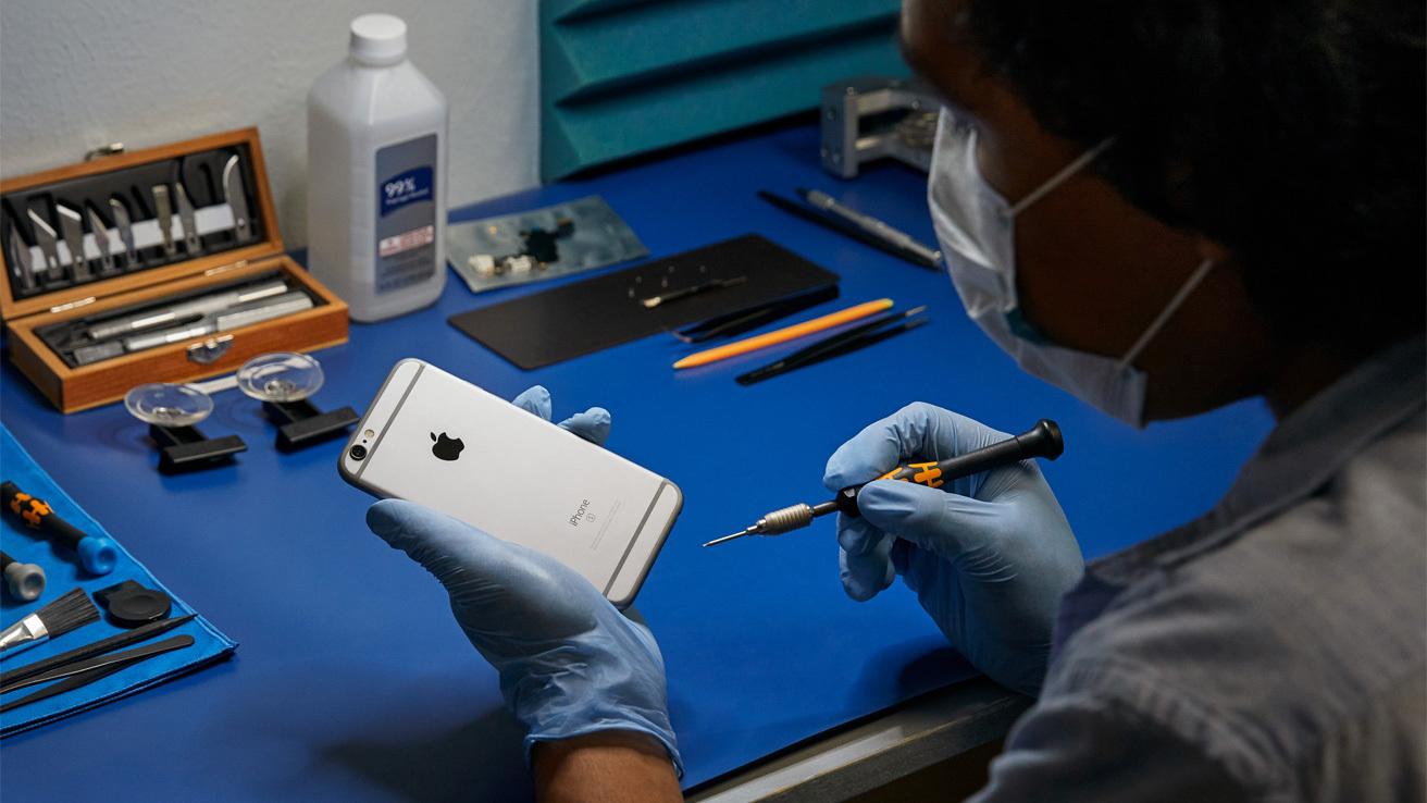 В России станет проще отремонтировать iPhone