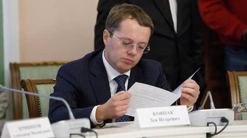 Ковпак попал под арбитраж // Депутата Госдумы заподозрили в выводе более чем 650 млн рублей