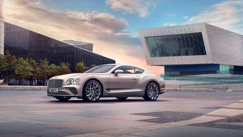 В коллекцию! // Bentley Continental GT Mulliner