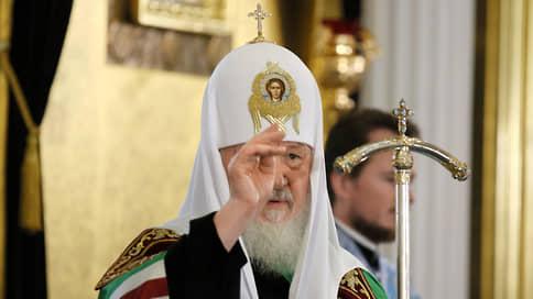 Патриарх Кирилл открыл восстановленный собор Казанской иконы Божией Матери