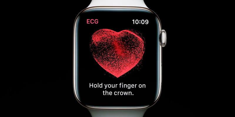 У Apple Watch появится поддержка ЭКГ в России