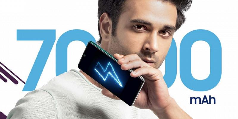 Samsung Galaxy F62 — долгожитель с батареей 7000 мА·ч