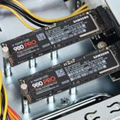 Твердотельный накопитель Samsung 980 Pro емкостью 500 ГБ: одна из самых быстрых линеек с поддержкой PCIe 4.0, но немного не такая, как ожидалось