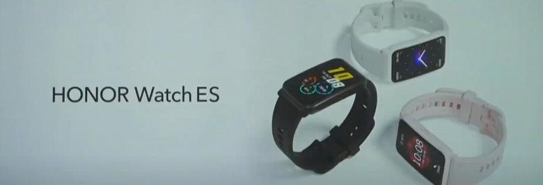 Honor Watch ES — почти как Apple Watch, но всего за 100 евро. Умные часы выделяются прямоугольным экраном