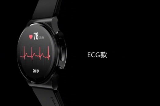 Huawei Watch GT 2 Pro получили самую востребованную функцию Apple Watch. Теперь они поддерживают регистрацию ЭКГ