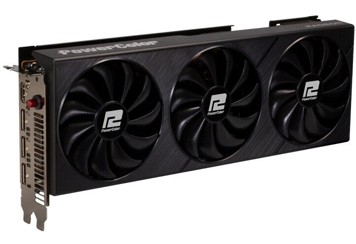 Представлена видеокарта PowerColor Radeon RX 6800 Fighter