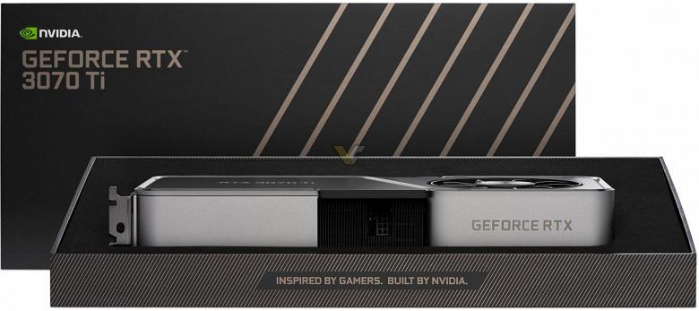 Nvidia GeForce RTX 3070 Ti поступила в продажу. Цены в США — от 600 до 1000 долларов