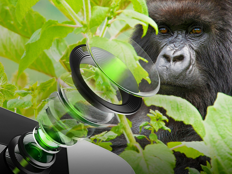 Представлены защитные стёкла Gorilla Glass DX и DX+ для камер смартфонов