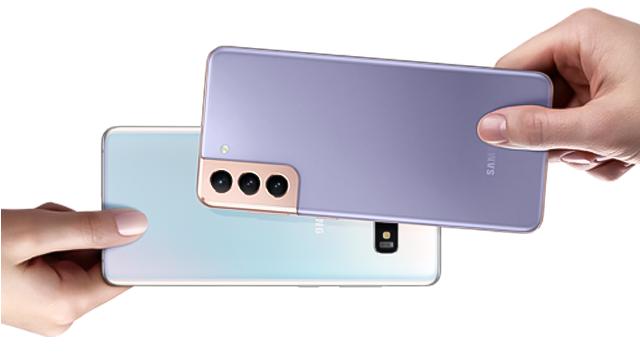 Какие скидки действуют в России для Samsung Galaxy S21, Galaxy S21+ и Galaxy S21 Ultra