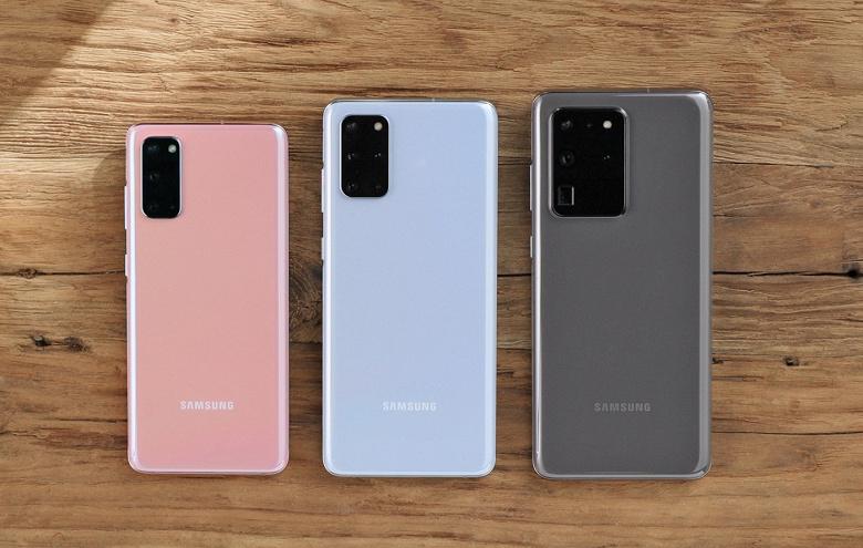 Эксклюзивные режимы камеры Samsung Galaxy S21 появились в Galaxy S20