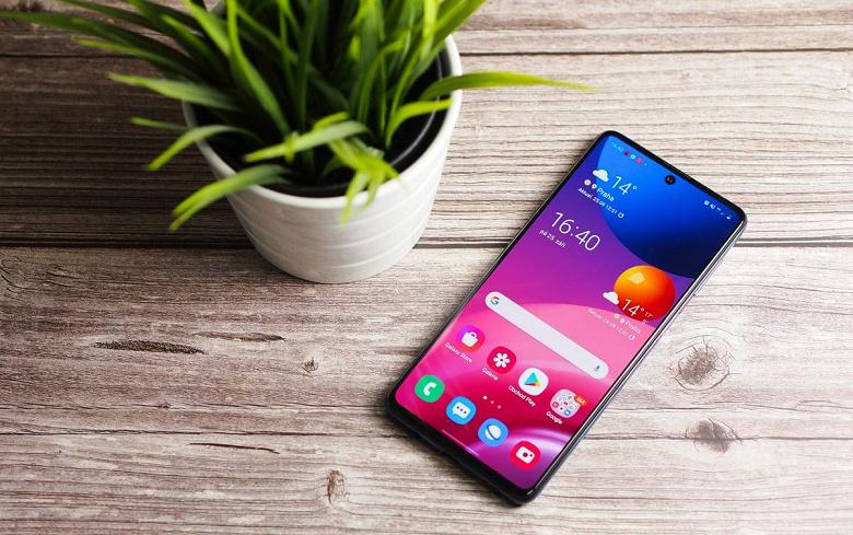 Недорогой Samsung Galaxy M42 с огромным аккумулятором замечен перед завтрашним анонсом