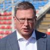 Бурков в неформальной обстановке встретился с игроками «Иртыша»