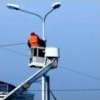 На въезде в Омск наконец-то появятся фонари