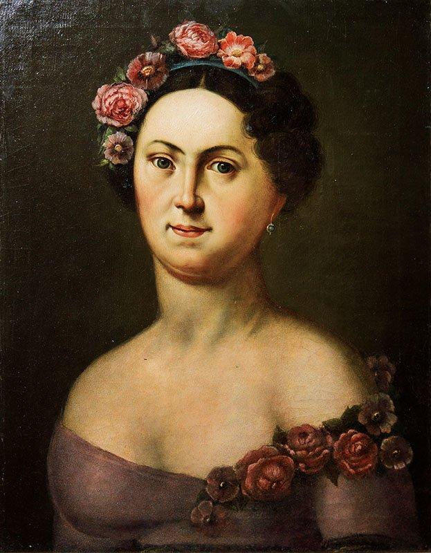 Истории вещей. Какие тайны хранит портрет из коллекции Бахрушинского музея