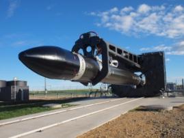 В Новой Зеландии запустили ракету-носитель с 3D-печатным двигателем