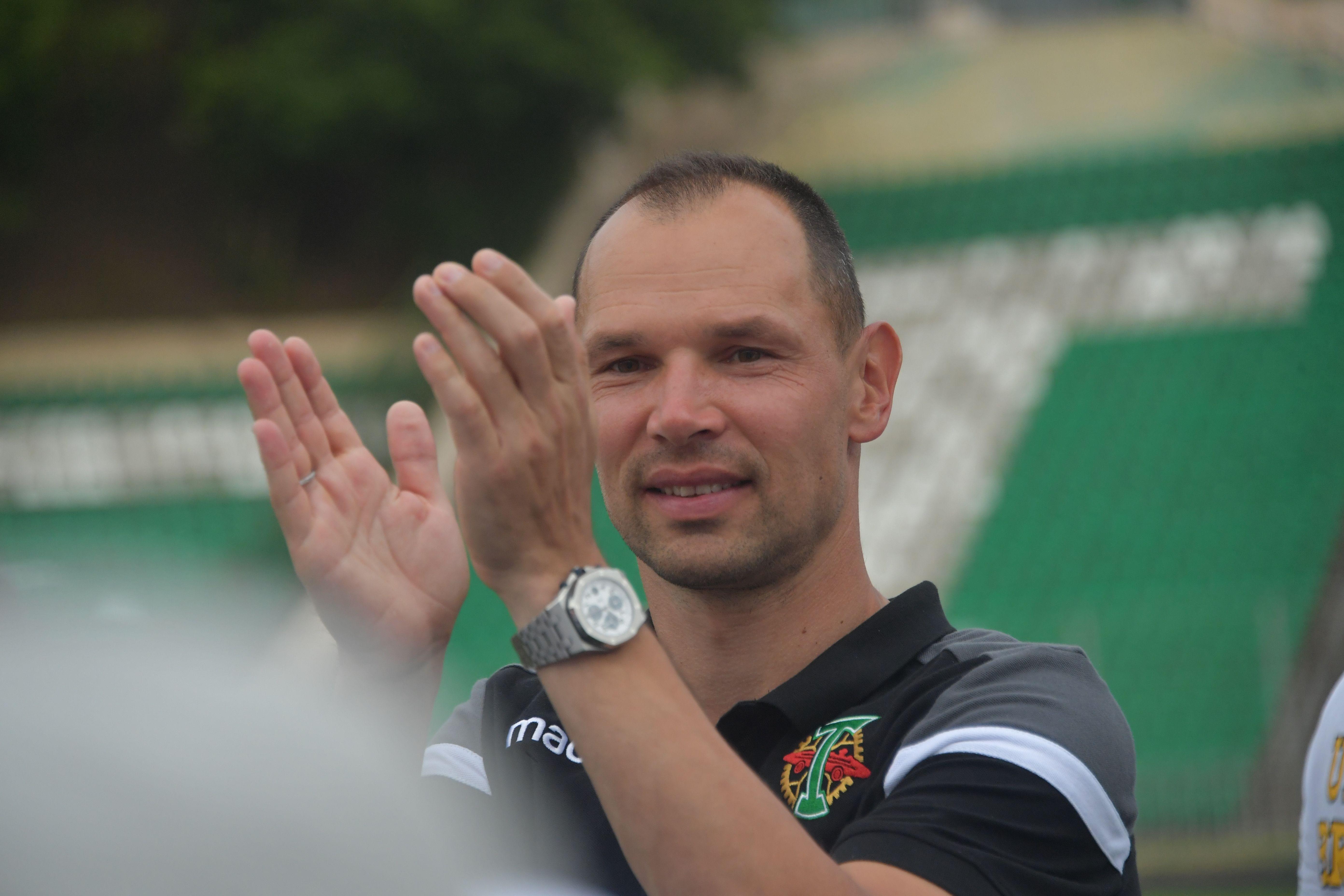 Игнашевич рассказал, хочет ли он возглавить ЦСКА
