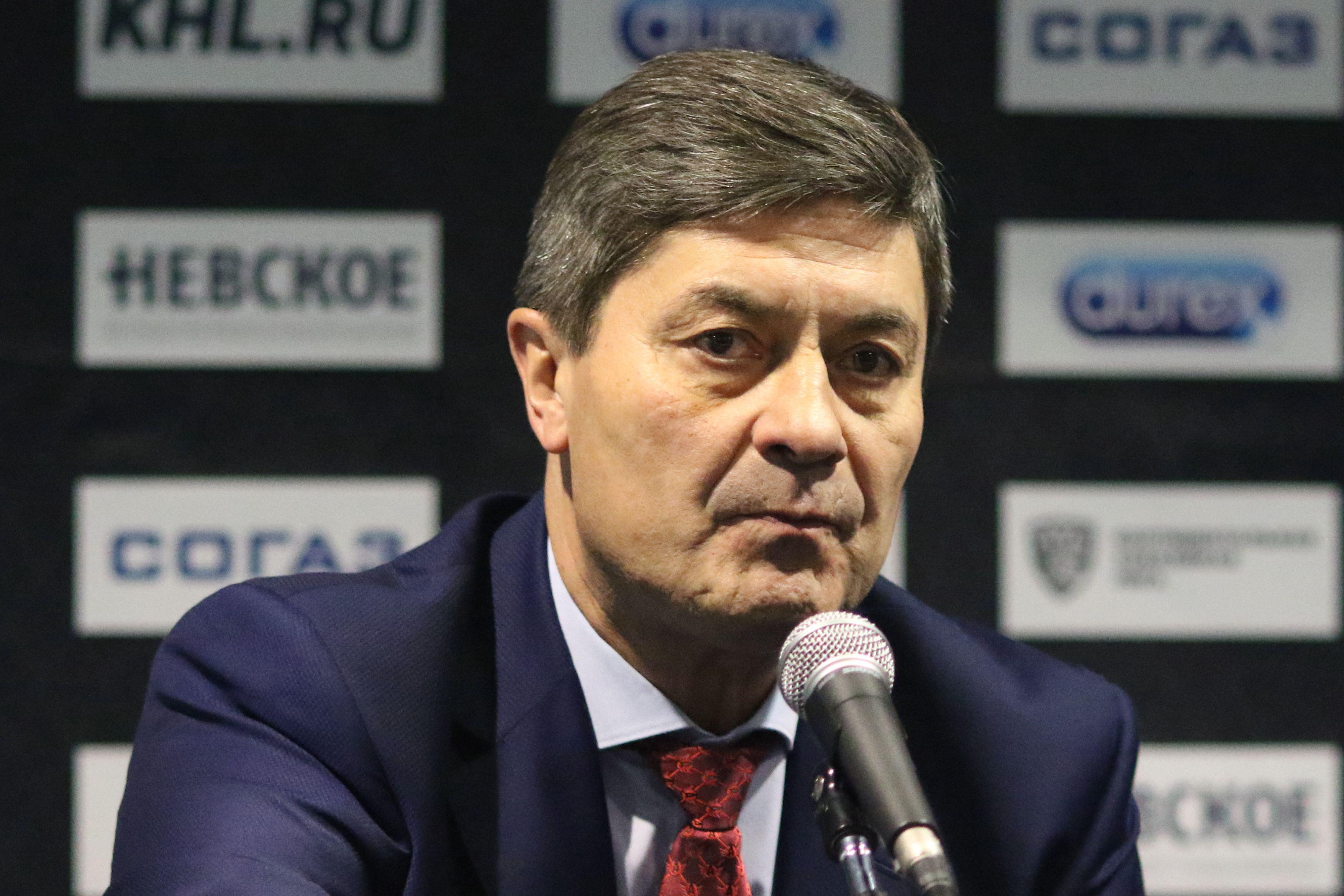 'Сибирь' объявила имя нового главного тренера