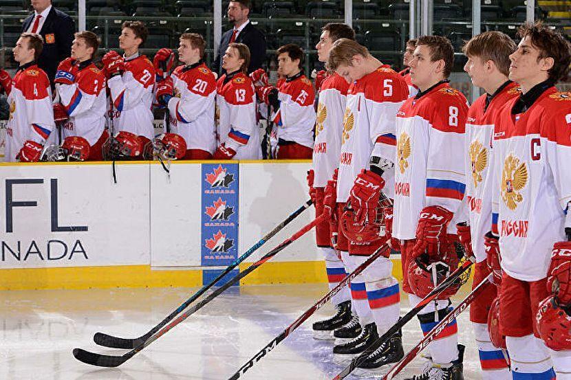 Тренер сборной России прокомментировал победу над США на старте ЮЧМ-2021