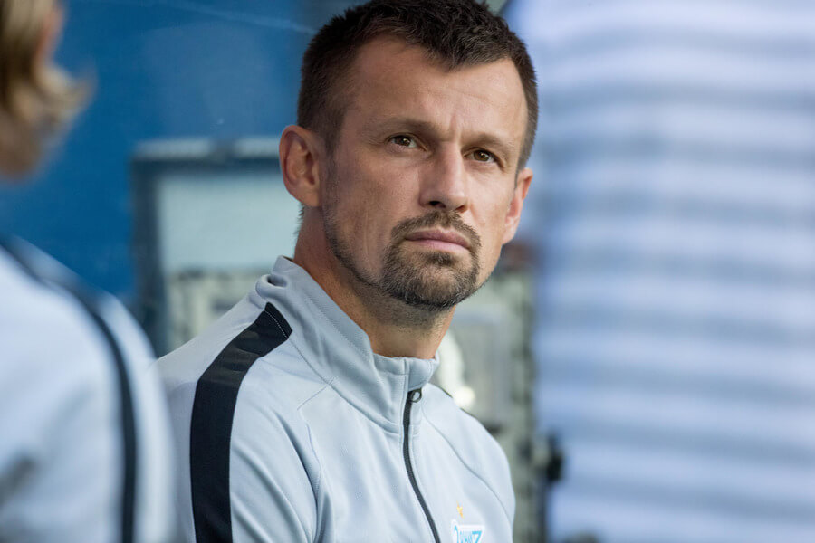 Семак стал первым тренером, взявшим три чемпионства с 'Зенитом'