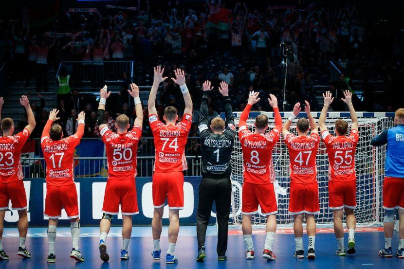 Российские гандболисты выиграли заключительный матч квалификации ЧЕ-2022