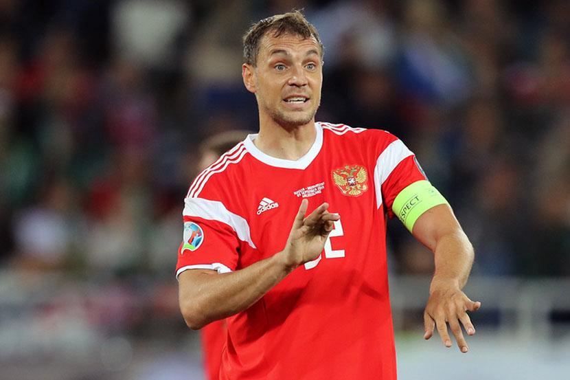 Веркотерен: 'Бельгийцы из футболистов сборной России говорят о Дзюбе'