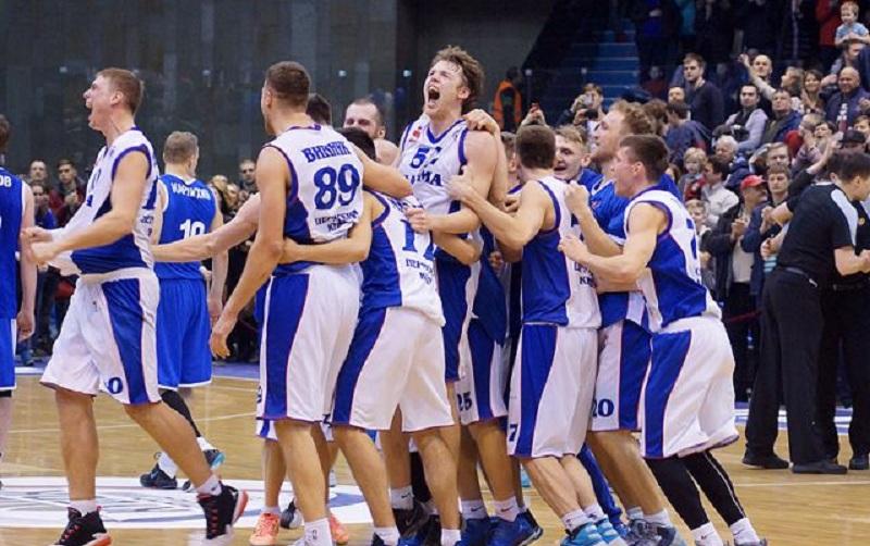 Пермская 'Парма' вышла в полуфинал квалификации баскетбольной Лиги чемпионов
