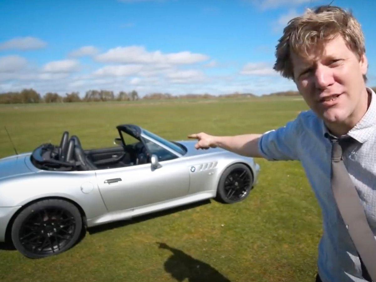 Блогер собрал около 1 млн просмотров, построив для Top Gear машину Джеймса Бонда