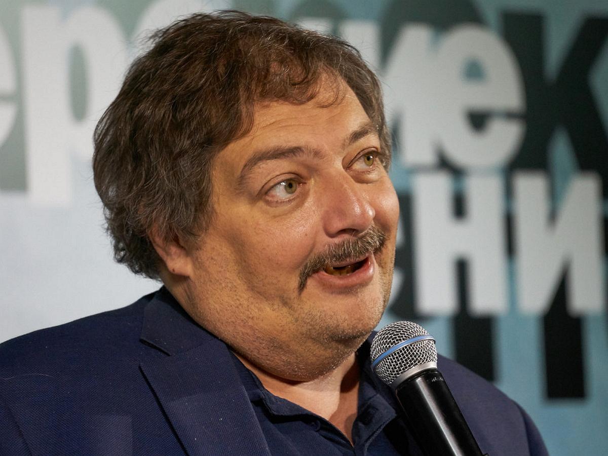 """""""Не скрою, приятно"""": Быков назвал расследование The Insider и Bellingcat о его отравлении «аналогом госпремии»"""