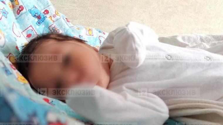 Медики оценили состояние госпитализированного в Петербурге суррогатного ребенка
