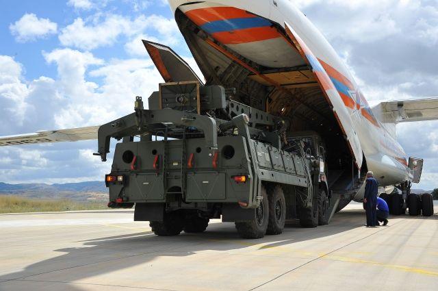 Анкара не сможет продать Вашингтону российские С-400 без согласия Москвы
