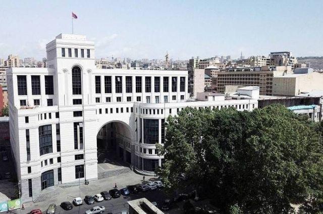 Глава МИД Армении собирается с официальным визитом в США